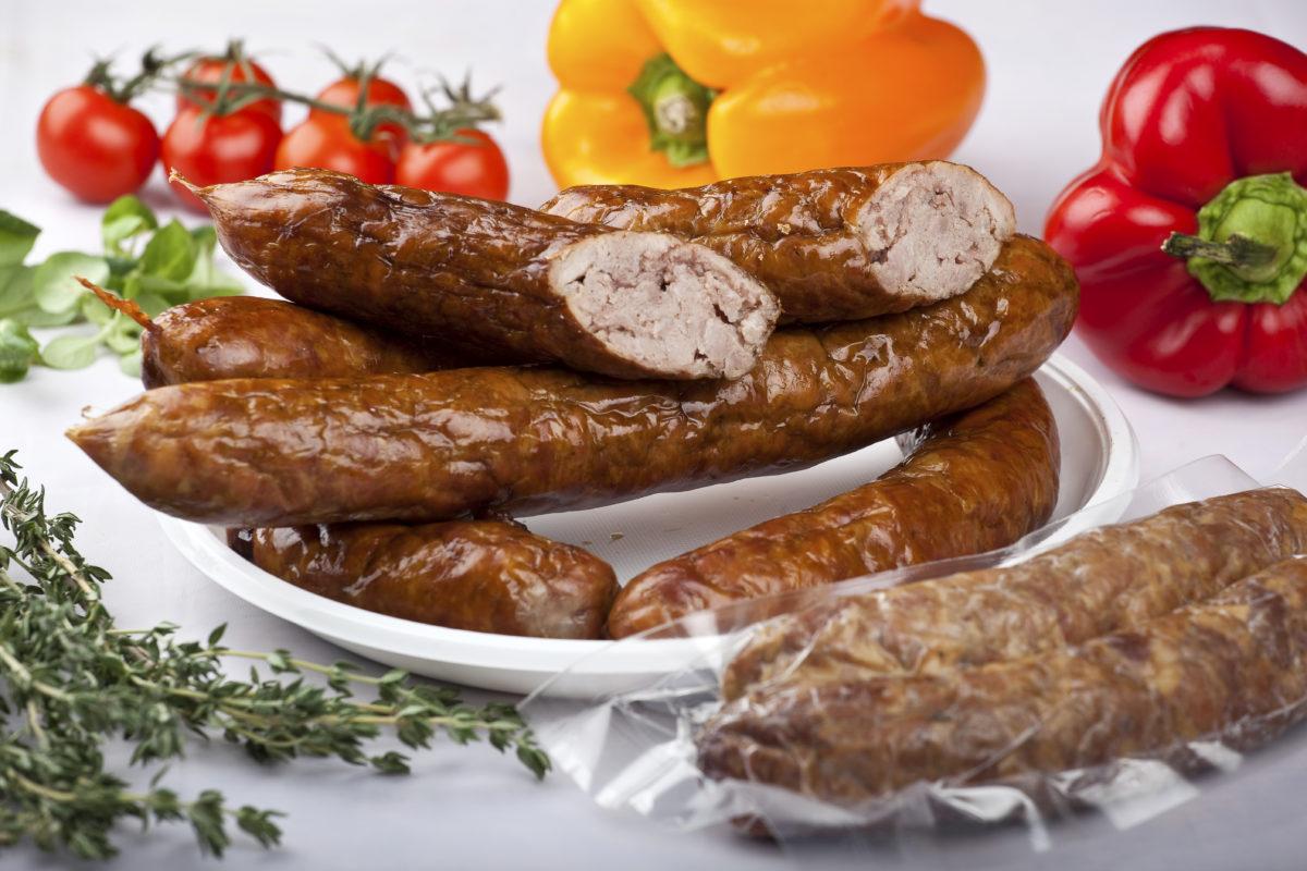 колбаса копченая